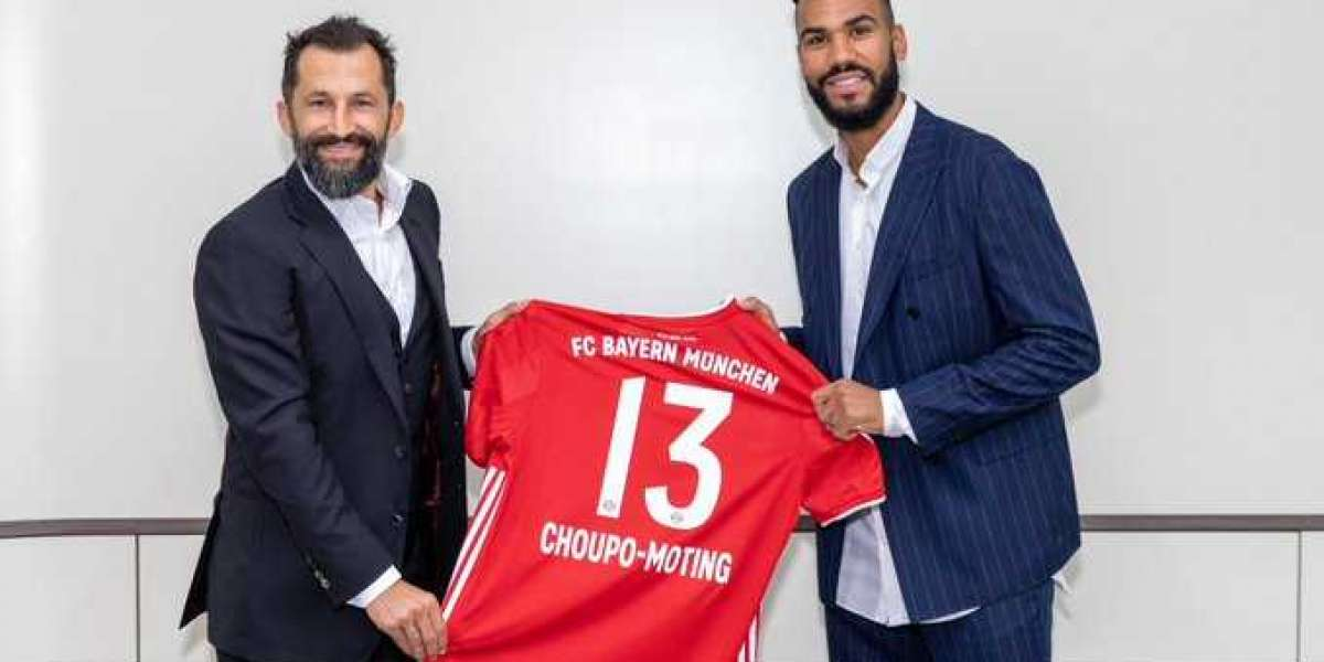 Choupo-Moting s'engage avec le Bayern Munich