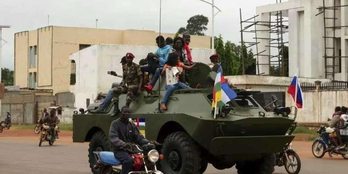En République centrafricaine, la sixième ville du pays « sous contrôle » des casques bleus